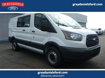 2018 Transit 150 Low Roof 4x2,  Empty Cargo Van #JKA27164 - photo 1