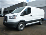 2018 Transit 150 Low Roof 4x2,  Empty Cargo Van #JKA27164 - photo 8