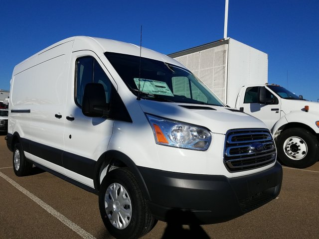 2018 Transit 250 Med Roof 4x2,  Empty Cargo Van #JKB49555 - photo 1