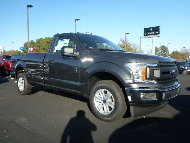 2018 F-150 Regular Cab,  Pickup #JKC38097 - photo 1
