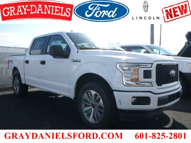 2018 F-150 Crew Cab 4x4, Pickup #JKC76818 - photo 1