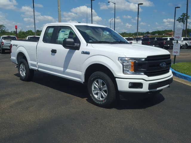 2018 F-150 Super Cab 4x4,  Pickup #JKE55561 - photo 1