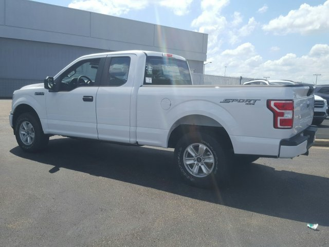 2018 F-150 Super Cab 4x4,  Pickup #JKE55561 - photo 4