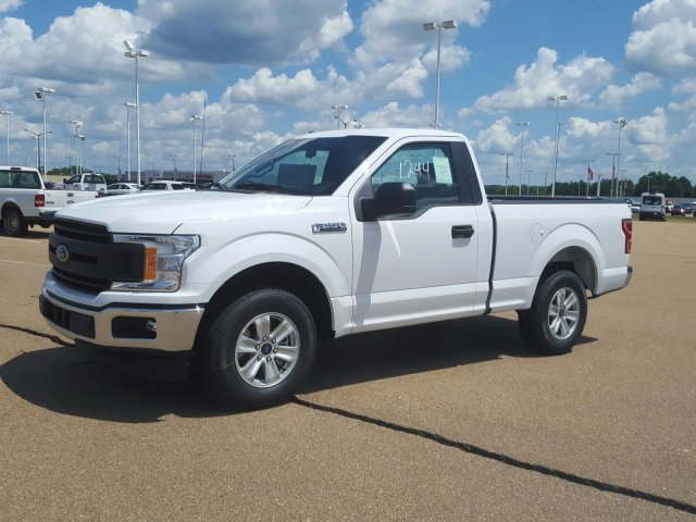 2018 F-150 Regular Cab 4x2,  Pickup #JKE74799 - photo 6