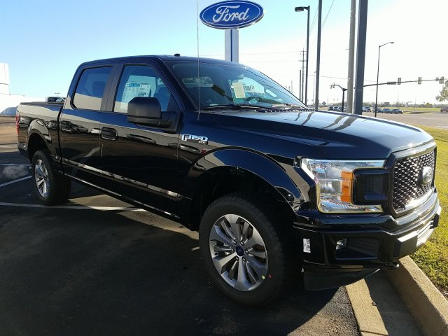 2018 F-150 SuperCrew Cab 4x4,  Pickup #JKF67191 - photo 3