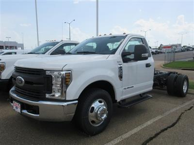 2019 F-350 Regular Cab DRW 4x2,  Cab Chassis #KED02151 - photo 1