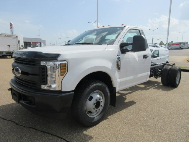 2019 F-350 Regular Cab DRW 4x2,  Cab Chassis #KED45720 - photo 1