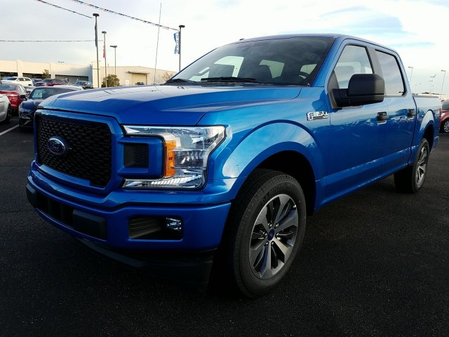 2019 F-150 SuperCrew Cab 4x2,  Pickup #KFA07246 - photo 4
