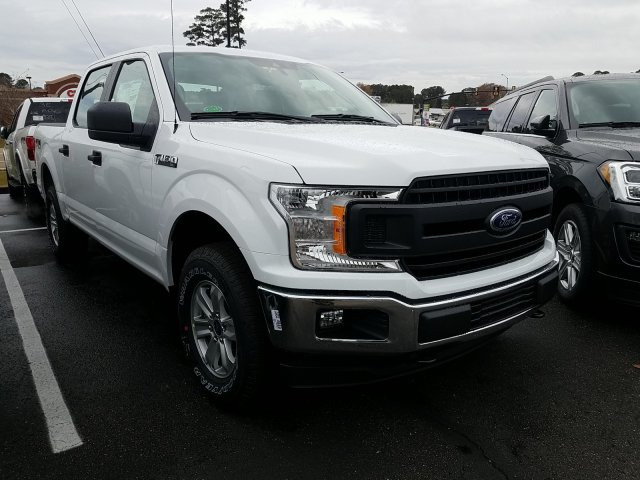 2019 F-150 SuperCrew Cab 4x4,  Pickup #KFA29457 - photo 1