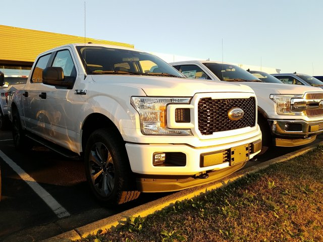 2019 F-150 SuperCrew Cab 4x4,  Pickup #KFA29573 - photo 1