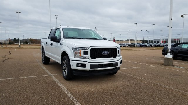 2019 F-150 SuperCrew Cab 4x4,  Pickup #KKC18507 - photo 1
