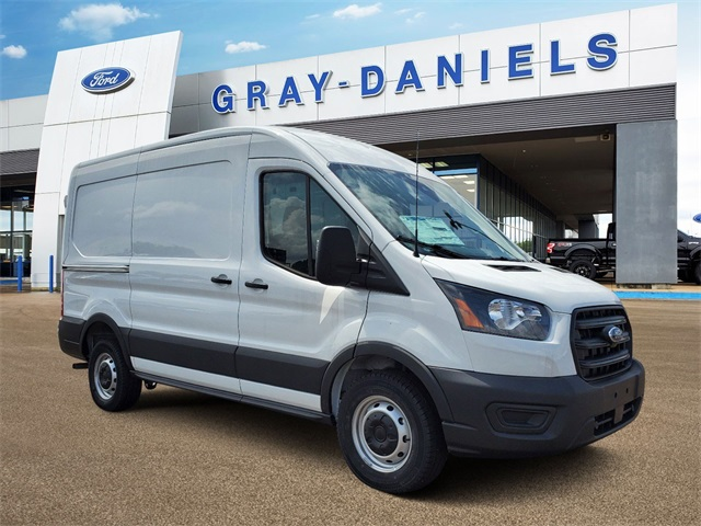 2020 Ford Transit 250 Med Roof RWD, Empty Cargo Van #LKA06400 - photo 1