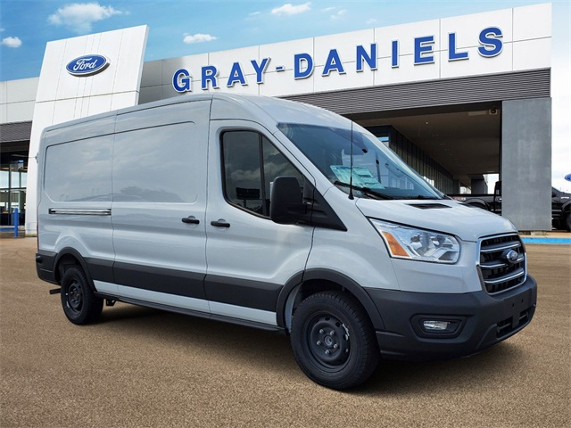 2020 Ford Transit 250 Med Roof RWD, Empty Cargo Van #LKA29905 - photo 1