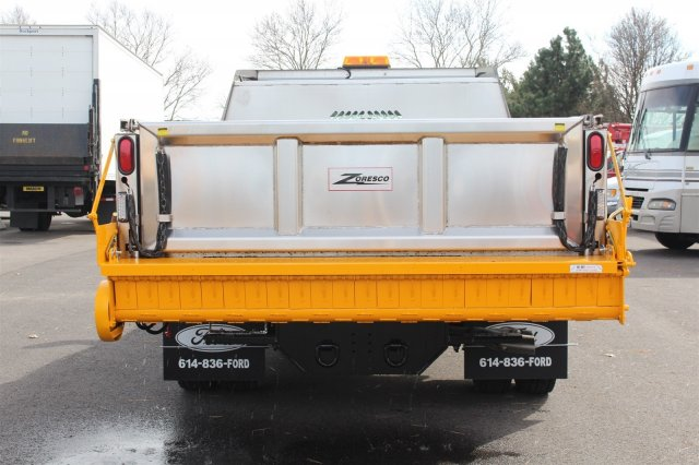 2016 F-550 Regular Cab DRW 4x4, Rugby Dump Body #FTG2951 - photo 6