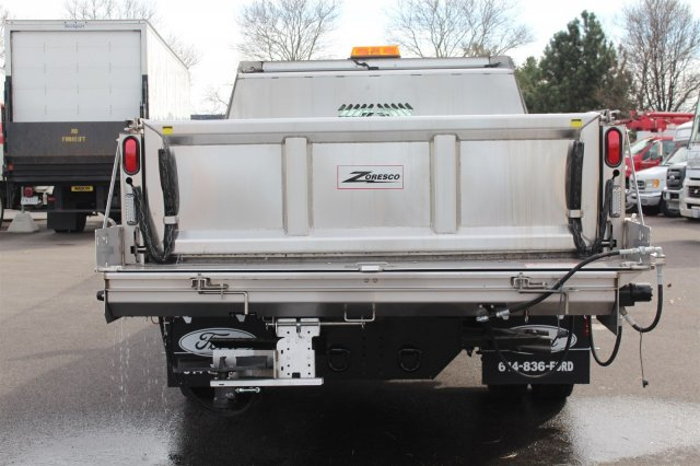 2016 F-550 Regular Cab DRW 4x4, Rugby Dump Body #FTG2953 - photo 6