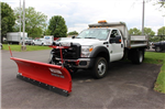 2016 F-550 Regular Cab DRW 4x4, Rugby Dump Body #FTG3582 - photo 1