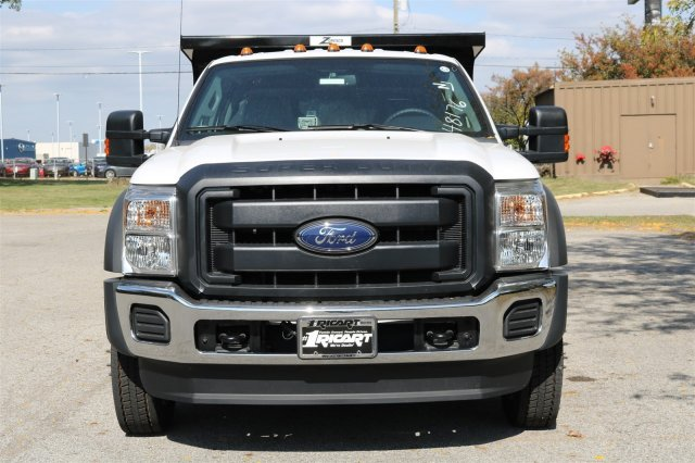 2016 F-550 Crew Cab DRW 4x4, Dump Body #FTG4096 - photo 4