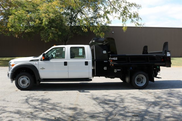 2016 F-550 Crew Cab DRW 4x4, Dump Body #FTG4096 - photo 2