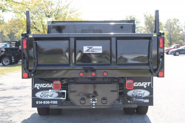 2016 F-550 Crew Cab DRW 4x4, Dump Body #FTG4096 - photo 6