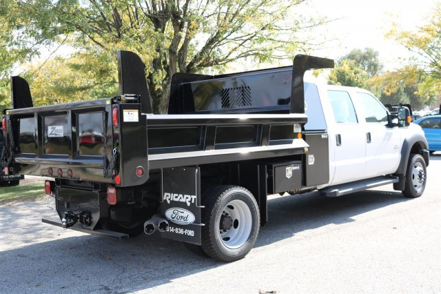 2016 F-550 Crew Cab DRW 4x4, Dump Body #FTG4096 - photo 7