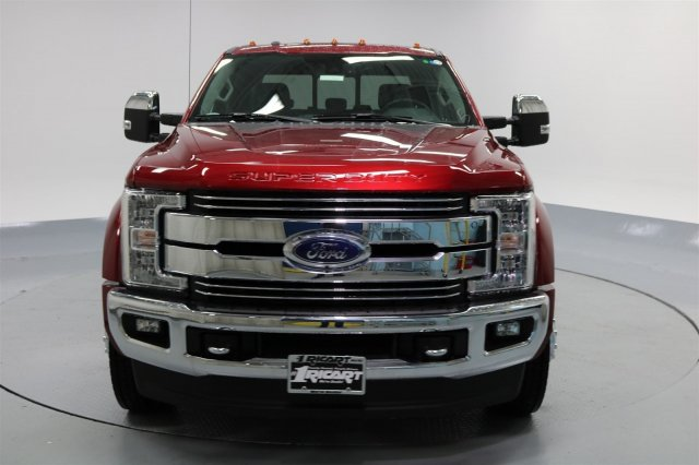 2017 F-450 Crew Cab DRW 4x4 Pickup #FTH2365 - photo 4