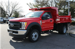 2017 F-550 Regular Cab DRW 4x4, Rugby Dump Body #FTH2428 - photo 1
