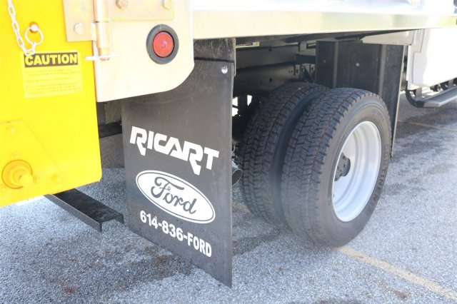2017 F-550 Regular Cab DRW 4x4, Rugby Dump Body #FTH2445 - photo 13