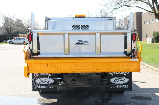 2017 F-550 Regular Cab DRW 4x4, Rugby Eliminator LP Stainless Steel Dump Body #FTH2445 - photo 6