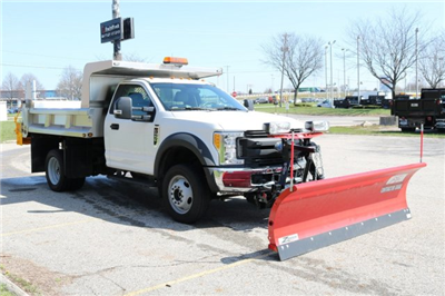 2017 F-550 Regular Cab DRW 4x4, Rugby Dump Body #FTH2445 - photo 3
