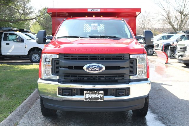 2017 F-350 Regular Cab DRW 4x4, Rugby Dump Body #FTH2827 - photo 4