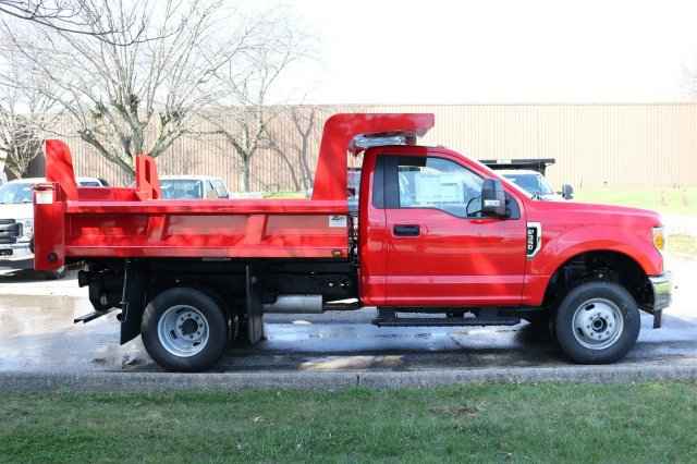 2017 F-350 Regular Cab DRW 4x4, Rugby Dump Body #FTH2827 - photo 8