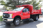2017 F-350 Regular Cab DRW 4x4, Rugby Dump Body #FTH2827 - photo 1
