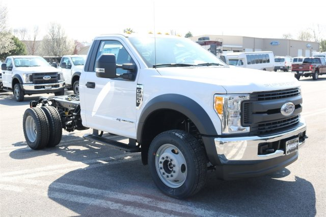 2017 F-550 Regular Cab DRW 4x4 Cab Chassis #FTH3021 - photo 3