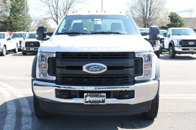 2017 F-550 Regular Cab DRW 4x4 Cab Chassis #FTH3021 - photo 4