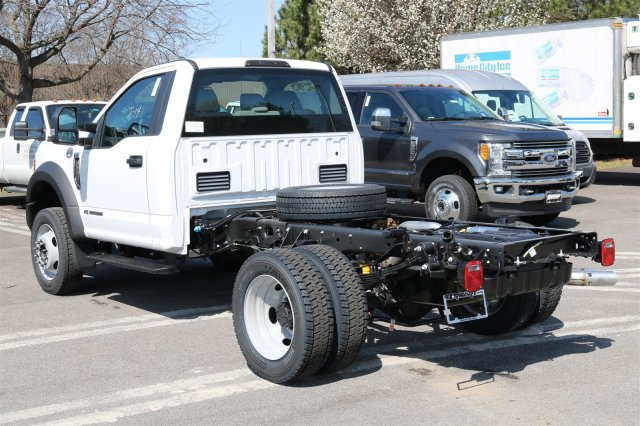 2017 F-550 Regular Cab DRW 4x4 Cab Chassis #FTH3021 - photo 2