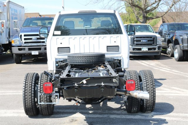 2017 F-550 Regular Cab DRW 4x4 Cab Chassis #FTH3021 - photo 6