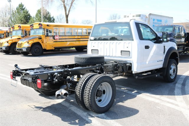 2017 F-550 Regular Cab DRW 4x4 Cab Chassis #FTH3021 - photo 7