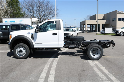 2017 F-550 Regular Cab DRW 4x4 Cab Chassis #FTH3021 - photo 5