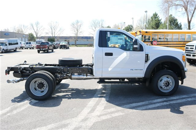 2017 F-550 Regular Cab DRW 4x4 Cab Chassis #FTH3021 - photo 8