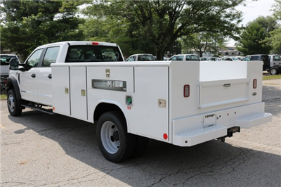 2017 F-550 Crew Cab DRW, Reading Classic II Steel Service Body #FTH3949 - photo 2