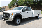 2017 F-550 Crew Cab DRW, Reading Classic II Steel Service Body #FTH3949 - photo 1