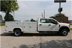 2017 F-550 Crew Cab DRW, Reading Classic II Steel Service Body #FTH3949 - photo 8