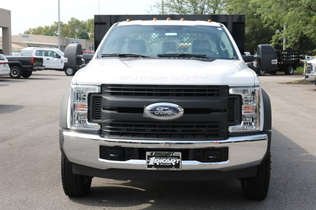 2017 F-550 Regular Cab DRW, Knapheide Value-Master X Platform Body #FTH3963 - photo 4