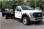 2017 F-550 Regular Cab DRW, Knapheide Value-Master X Platform Body #FTH3963 - photo 3