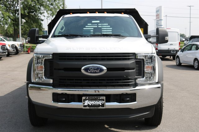 2017 F-550 Regular Cab DRW 4x4, Crysteel Dump Body #FTH3969 - photo 5