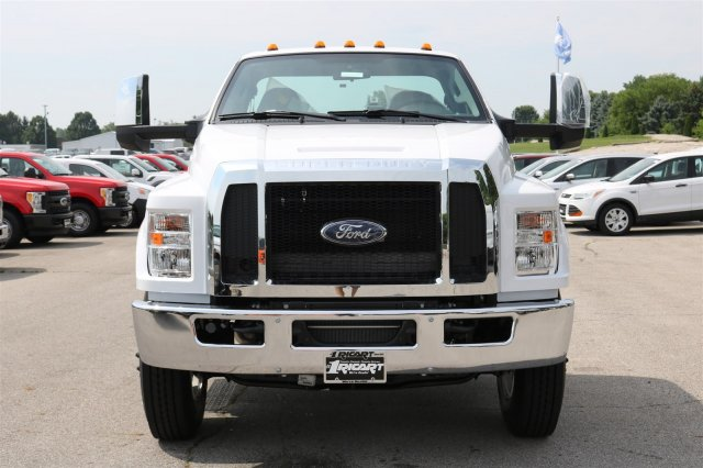 2017 F-650 Regular Cab Cab Chassis #FTH3986 - photo 4