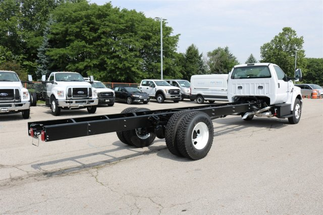 2017 F-650 Regular Cab Cab Chassis #FTH3986 - photo 7