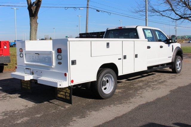 2017 F-550 Crew Cab DRW 4x4, Reading Classic II Steel Service Body #FTH4230 - photo 6