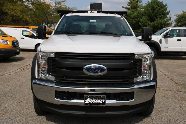 2017 F-550 Crew Cab DRW 4x4, Rugby Dump Body #FTH4512 - photo 11