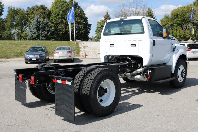 2017 F-750 Regular Cab Cab Chassis #FTH4562 - photo 7